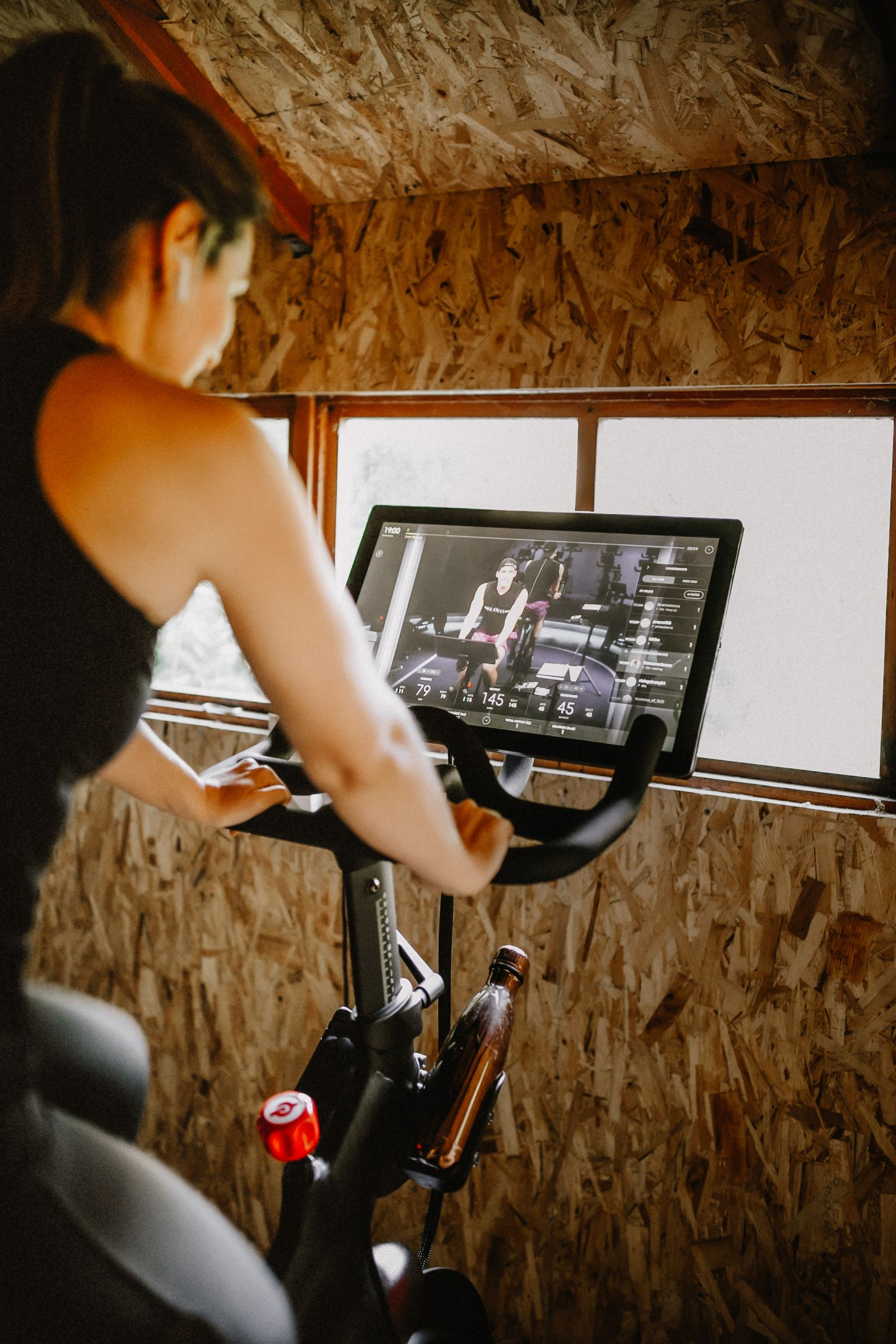 Peloton bike review for runners